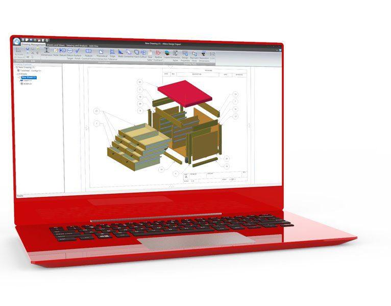 Twórz instrukcje montażu, rendery i wiele więcej