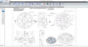 alibre-design-zrzut-ekranu-dokumentacja-2d-zakonczenie-cylindra