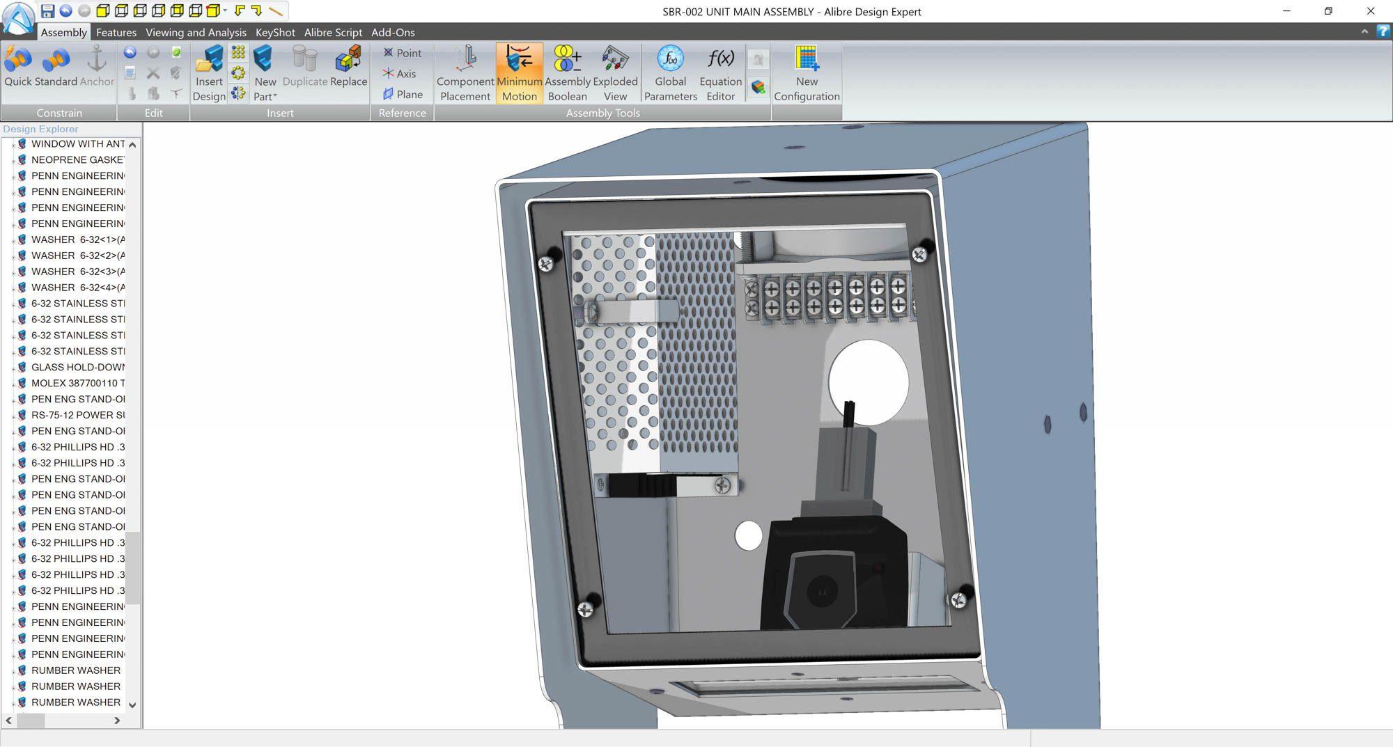 alibre-design-zrzut-ekranu-elektronika-i-systemy-kontroli-skaner-przemyslowy