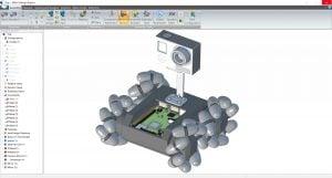 alibre-design-zrzut-ekranu-robotyka-camerabot
