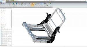 alibre-design-zrzut-ekranu-transport-konstrukcja-fotela-samochodowego