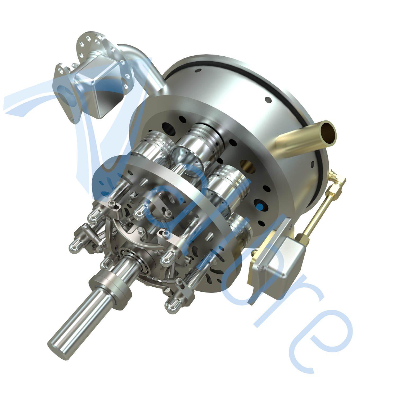 alibre design keyshot render fotorealistyczny rendering silnik gatlinga
