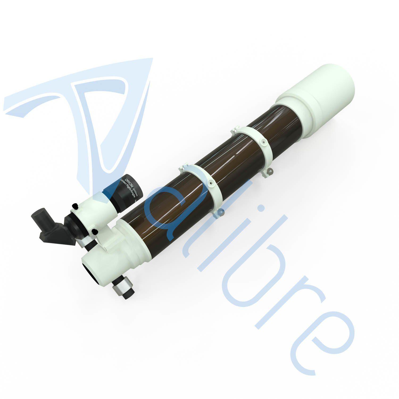 alibre design keyshot render fotorealistyczny rendering teleskop