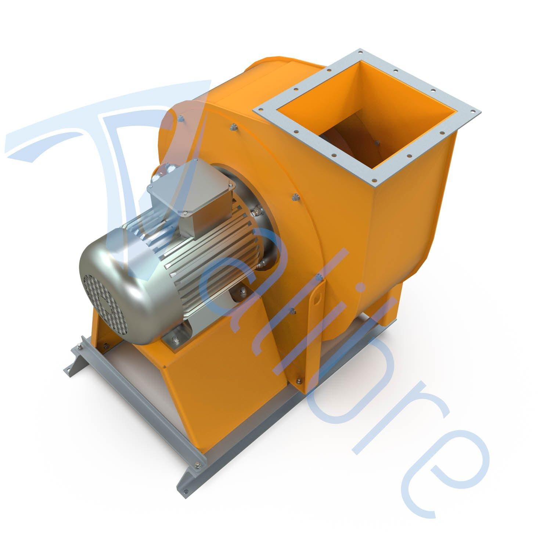 alibre design keyshot render fotorealistyczny rendering wentylator promieniowy