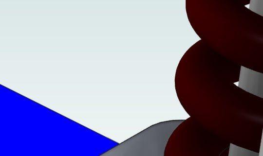 Maksymalna gładkość łuków Alibre Design