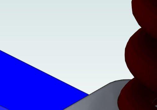 Minimalna gładkość łuków Alibre Design