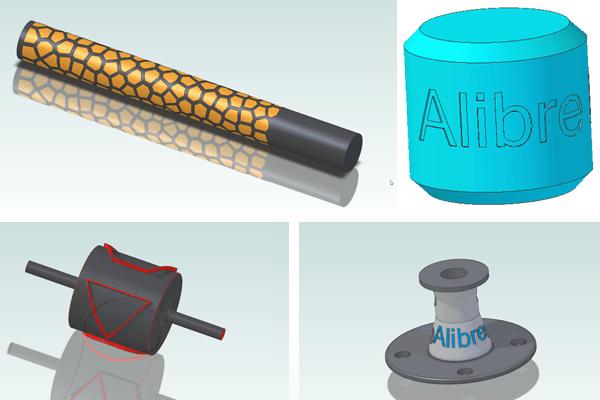 Jak stworzyć wykrojnik walcowy w Alibre Design