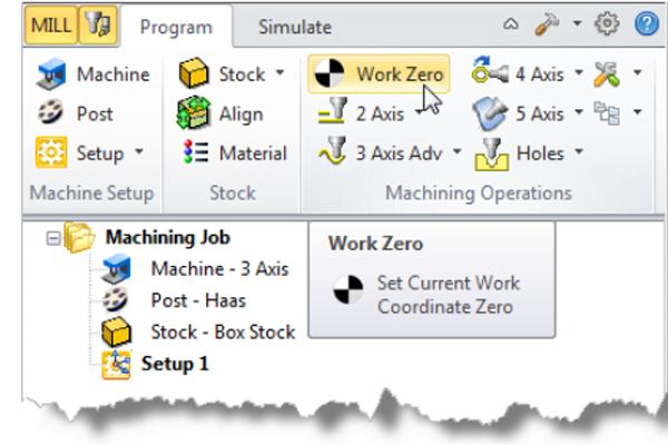Szkolenie Alibre CAM optymalizacja operacji 2,5D oraz 3D