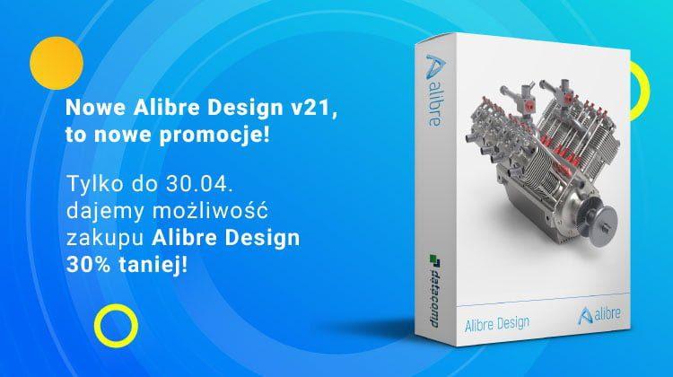 alibre v21 promocja news www