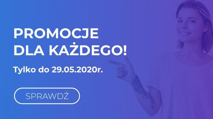 promocja maj 2020 news
