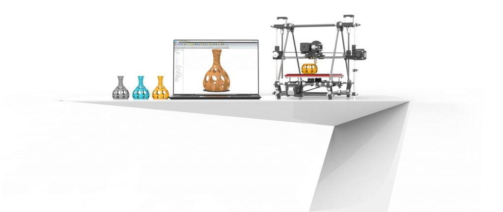 Oprogramowanie CAD 3D dla druku 3D